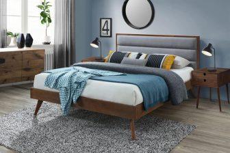 ORLANDO 160 - łóżko tapicerowane 32