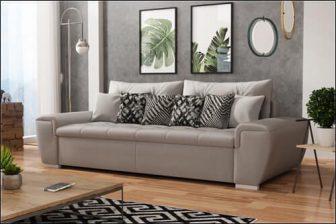 PREVIO - nowoczesna kanapa rozkładana 30