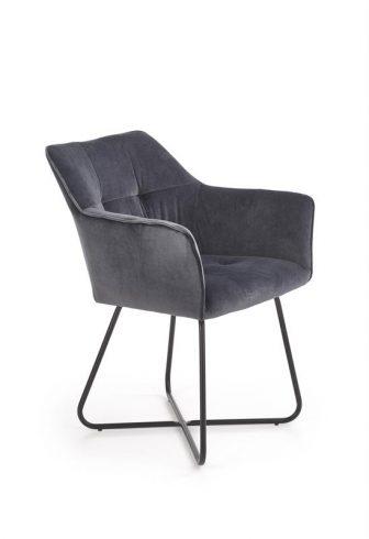 K377 krzesło beż / butelka / popiel 8